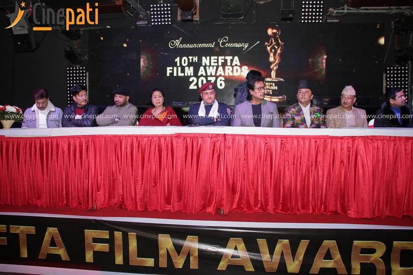 'नेफ्टा फिल्म अवार्ड'को दसौँ संस्करण टुँडिखेलमा हुँदै(फोटो फिचर)
