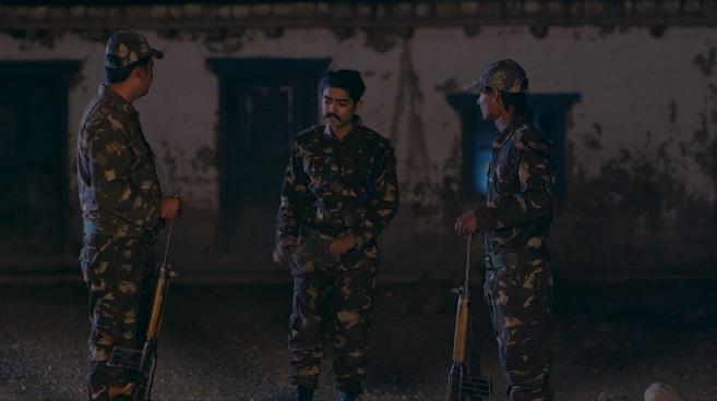 नेपाली रजतपटका सात दिन तस्बिरमा