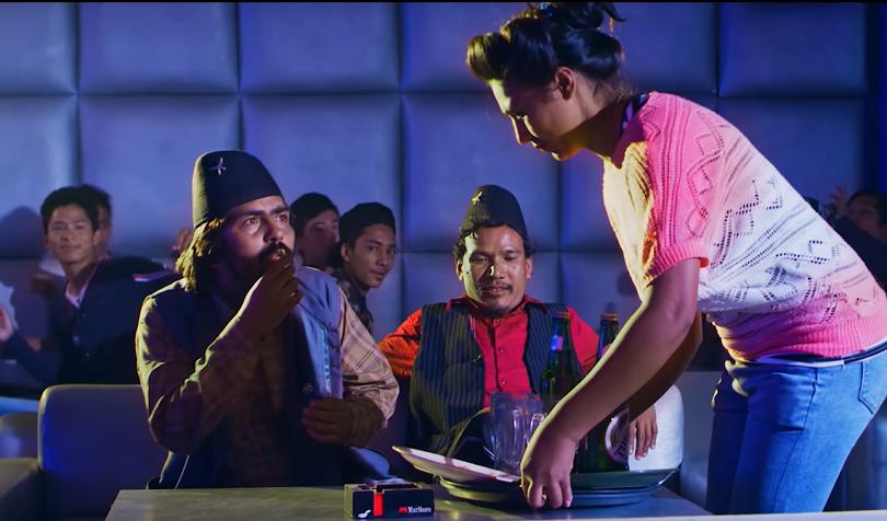 'धुलो'को आइटम गीतमा सुकुम्वासी सपना(भिडियो)