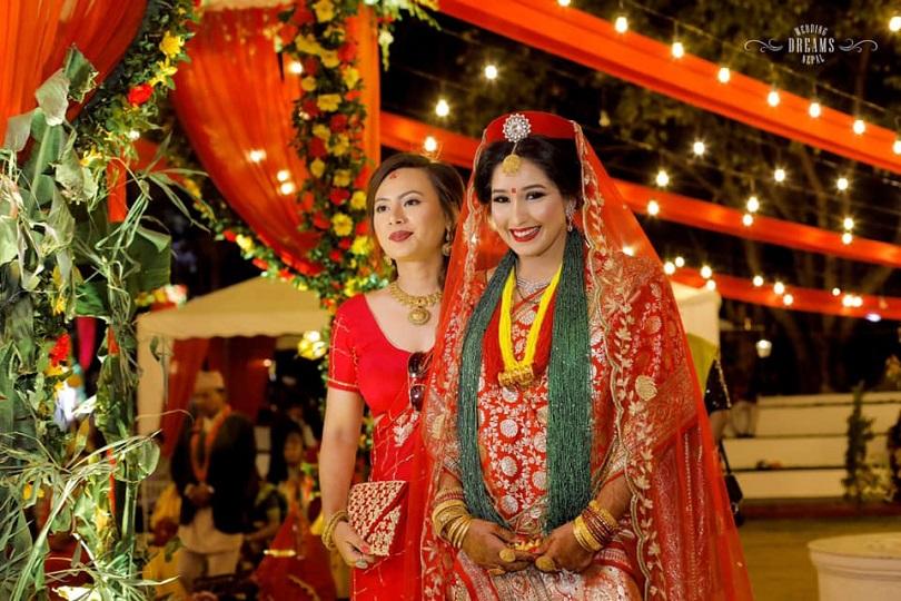 तस्बिरमा आँचलको विवाह(फोटो फिचर)