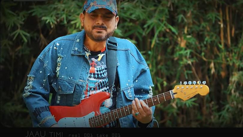 """नवीन के. भट्टराईको नयाँ गीत """"जाऊ तिमी..."""" सार्वजनिक(भिडियो)"""