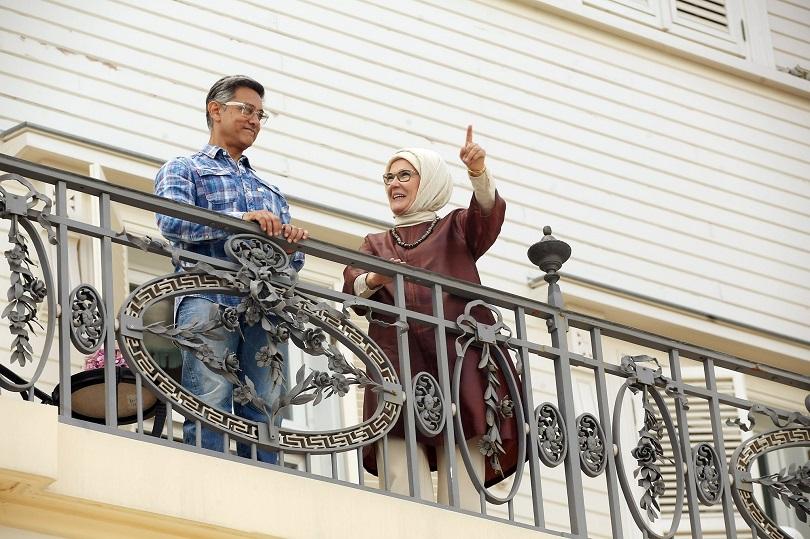 टर्कीका राष्ट्रपतिकी पत्नी भेटेपछी आमिर खान विवादमा