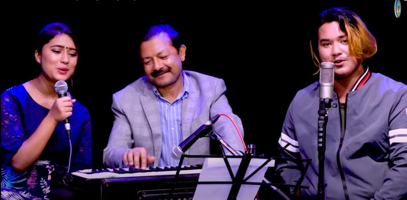 प्रविन र रचनाको आवाजमा 'उनको प्रीति' सार्वजनिक(भिडियो)
