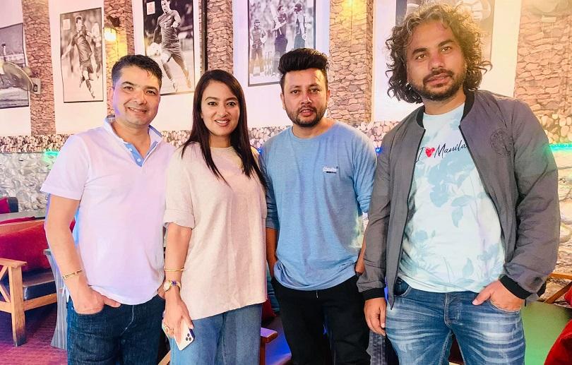 'ए मेरो हजुर ४' गायक दुर्गेश थापाको इन्ट्री