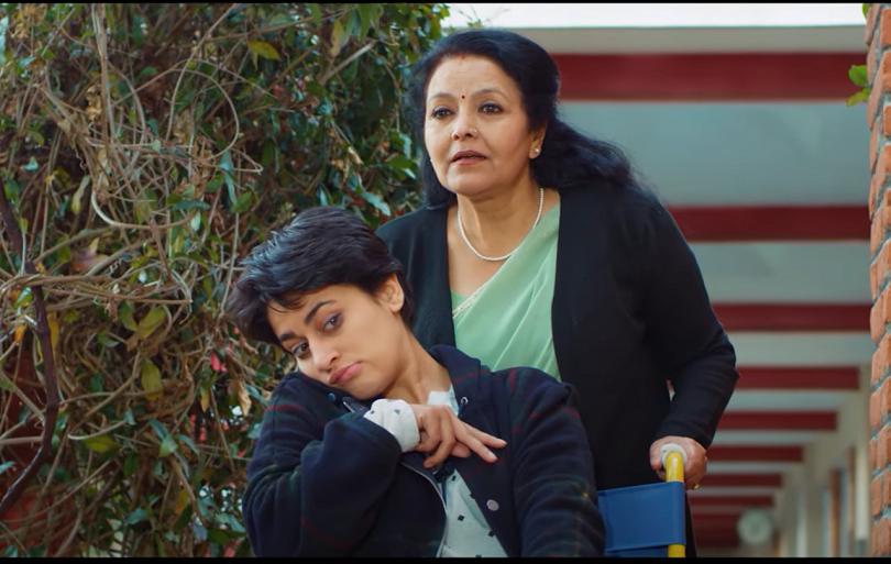 अन्जु पन्तको 'आमा'मा मिथिला र सुरक्षाको दमदार अभिनय(भिडियो)