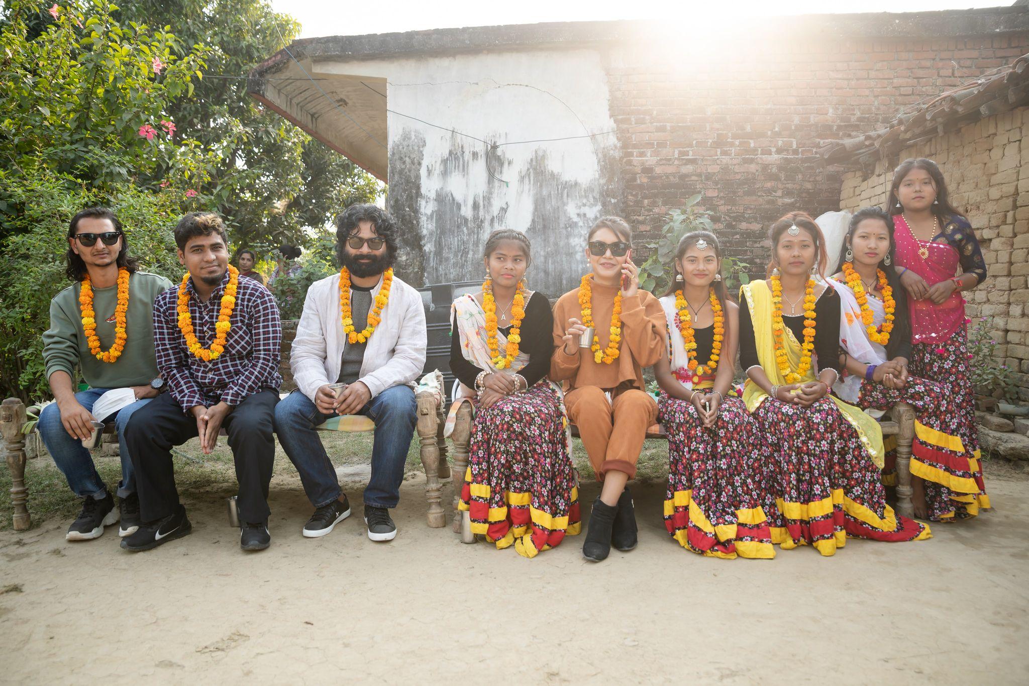 'भाँडाकुटी' को लोकेशन खोज्दै बेनि़शा र मुकुन