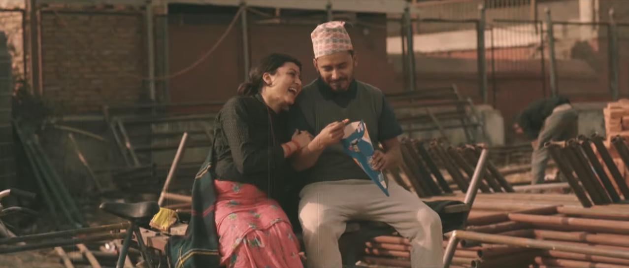 प्रवीणको 'थोरै खुसी' मा कुलदिप र कविता ( भिडियो )
