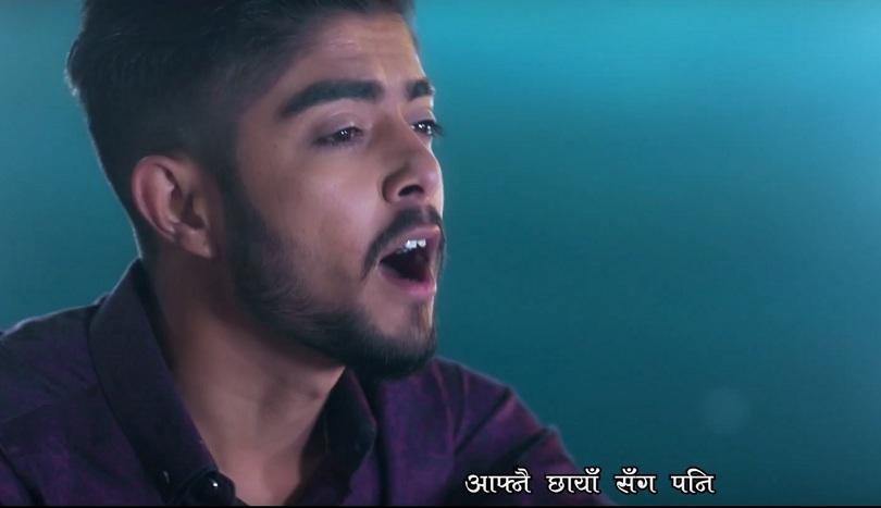 नेपाल आइडलका निशान भट्टराईको पहिलो गीत रिलिज (भिडियो)