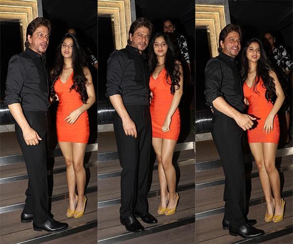 शाहरुखकी छोरीको फेसन देखेर बलिउड अभिनेत्री चकित