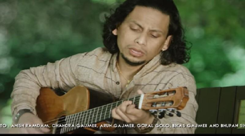गायक पुष्प गजमेरको 'एउटा साथी छ' सार्वजानिक